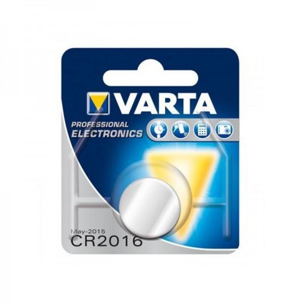 Varta CR2016 3V blister 1 buc
