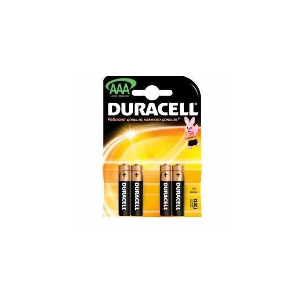 Baterie Duracell R3 1.5V alkalina 4buc/set
