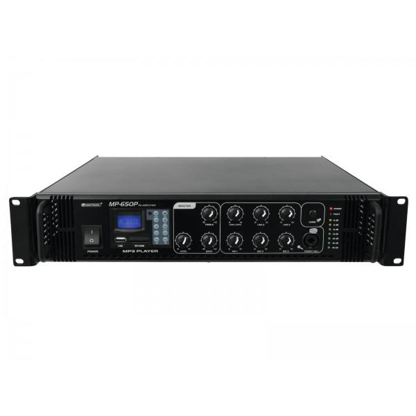 Omnitronic MP-650P PA