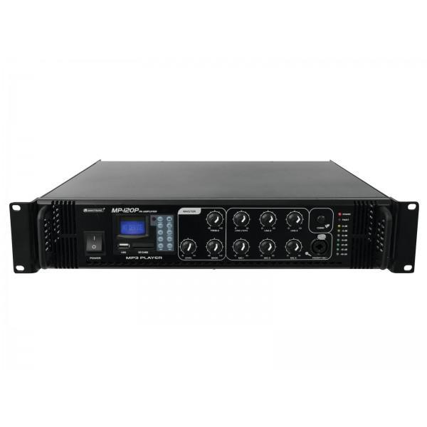 Omnitronic MP-120P PA - Omnitronic MP-120P PA