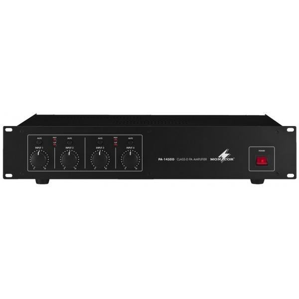Monacor PA-1450D - Amplificator 100V