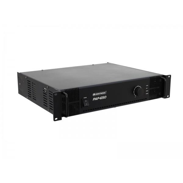 OMNITRONIC PAP-650 amplificator PA