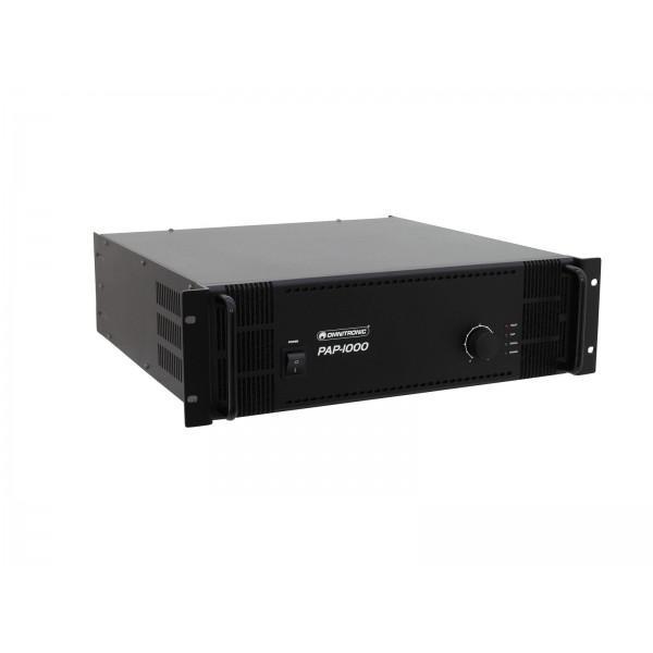 OMNITRONIC PAP-1000 amplificator PA