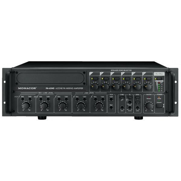 Monacor PA-6240 - Amplificator