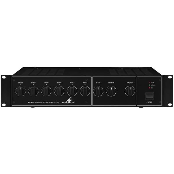 Monacor PA-906 - Amplificator