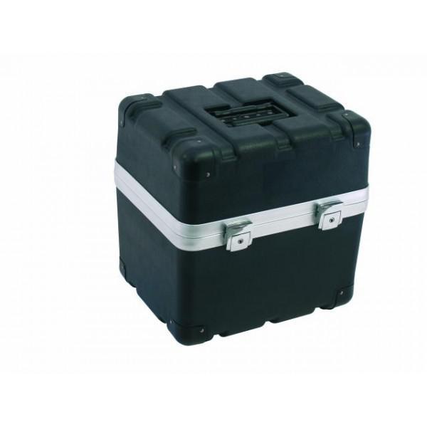 Transport Case plastic black pentru 50 LP-uri - Transport Case plastic black pentru 50 LP-uri