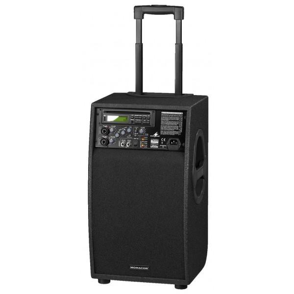 Sistem Portabil Monacor TXA-900CD
