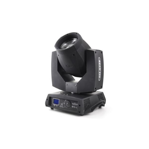 MovingHead Flash FL-200 + Case transport - MovingHead Flash FL-200 + Case transport