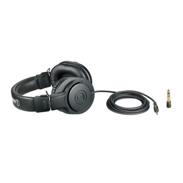 Casti Audio Technica ATH M20X - Casti Audio Technica ATH M20X