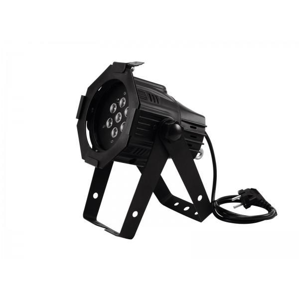 EUROLITE LED ML-30 UV 7x1W 12┬░ incl. IR