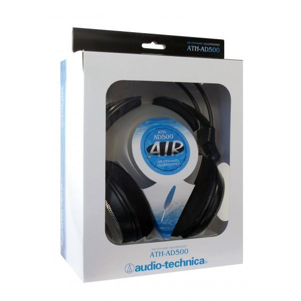 Casti Audio-Technica ATH-AD500 - Casti Audio-Technica ATH-AD500