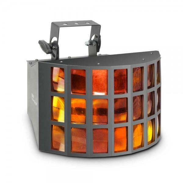 SUPERFLY HP - 5 x 10 Watt RGBWA Highpower LED effect