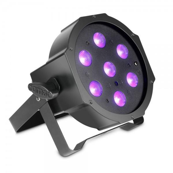 Cameo PAR PLAT CAN 7X3W UV IR