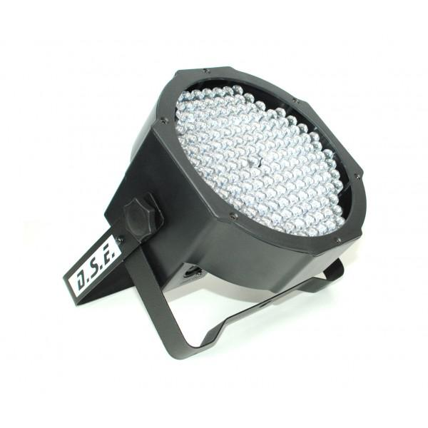 LED Flat Par 154x10mm - RGBW