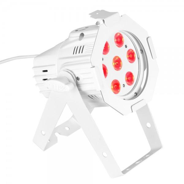 Cameo Mini Led PAR - 7 x 8 W - White