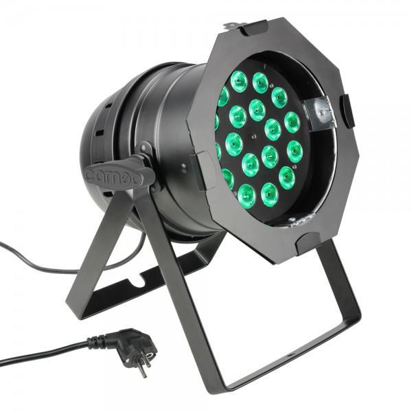 Cameo Led PAR 64 CAN - 18 x 8W RGBW