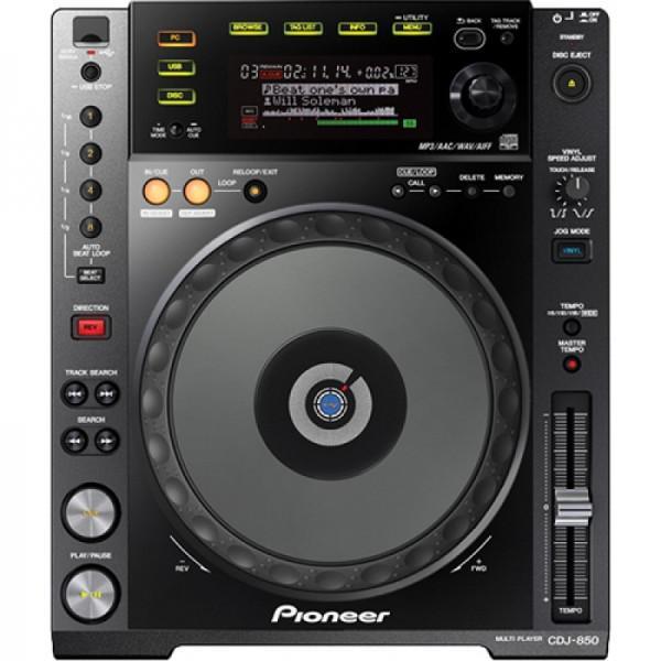PIONEER CDJ 850 K - PIONEER CDJ 850 K