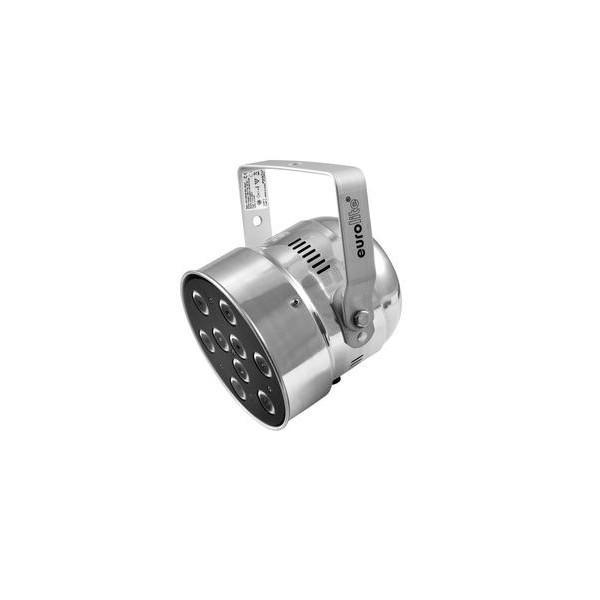 EUROLITE LED PAR-56 QCL 9x8W Silver
