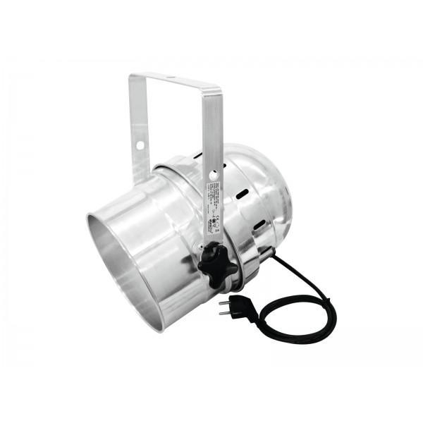 EUROLITE LED PAR-64 W/A 36x1W Short sil