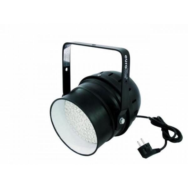 EUROLITE LED PAR-56 RGB Spot 10 mm