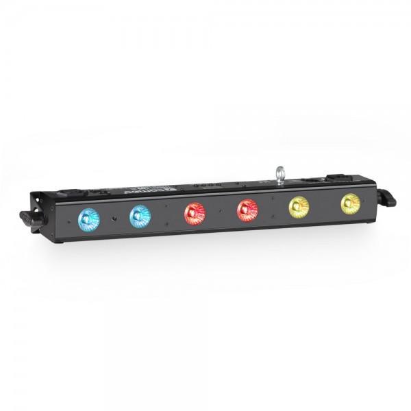 Cameo TRIBAR 100 IR - 6 x 3 W - IR Remote Control