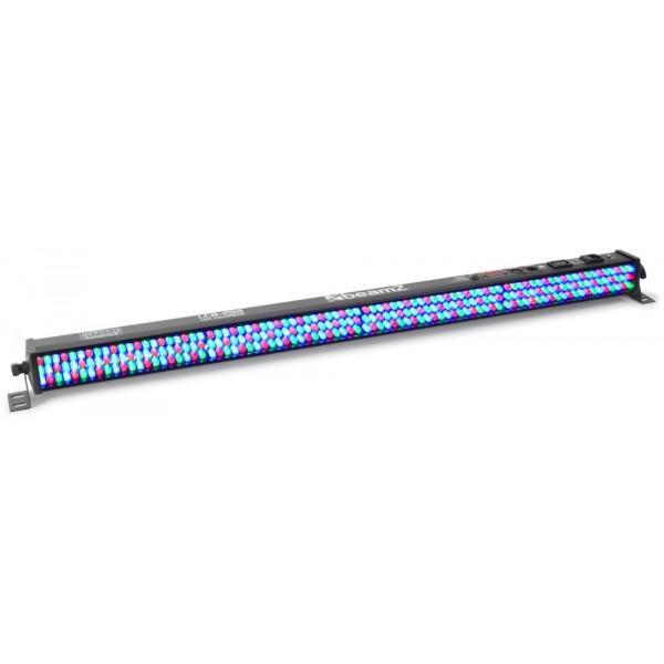 Bara Led Beamz LCB-252 Bar 8 Segments 252x 10mm RGB LEDs DMX