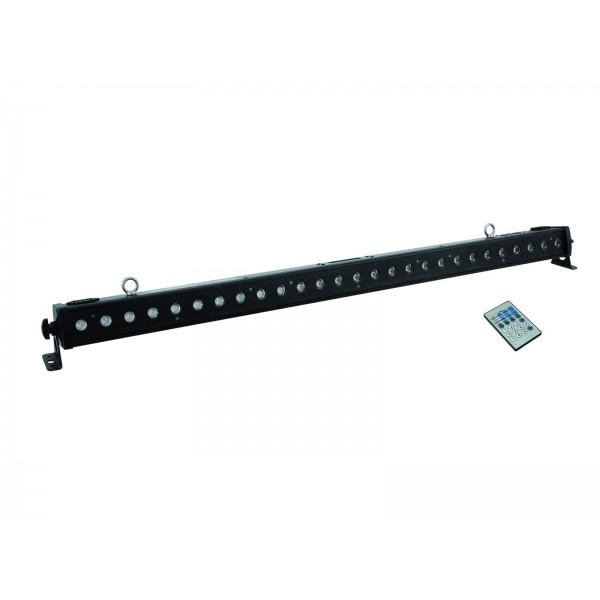 EUROLITE LED BAR-27 UV 27x1W 25┬░ IR