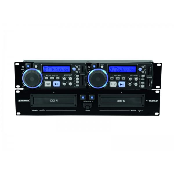 CD-Player OMNITRONIC XCP-2800MT