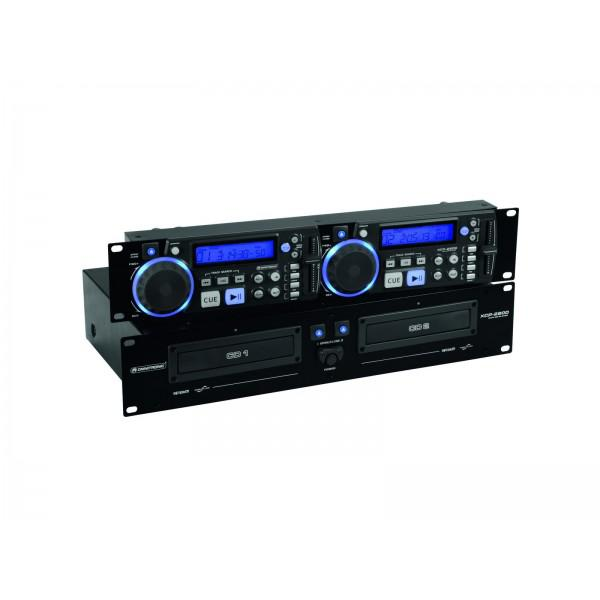 CD-Player OMNITRONIC XCP-2800MT - CD-Player OMNITRONIC XCP-2800MT