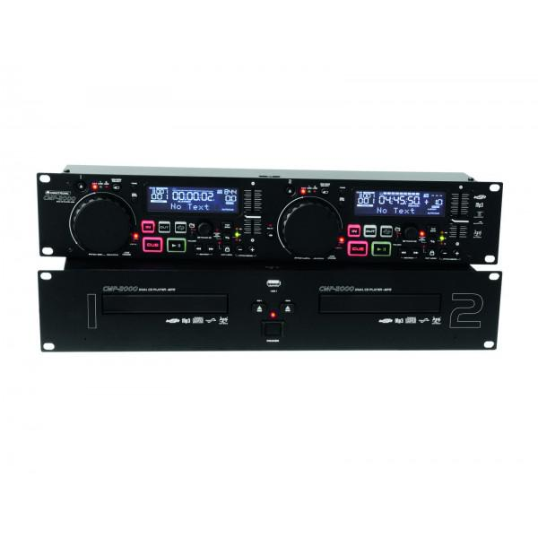 CD/MP3-Player OMNITRONIC CMP-2000