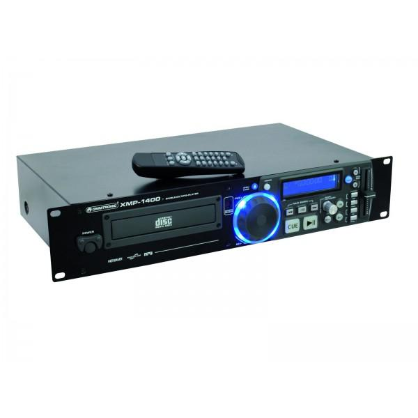 CD/MP3-Player Omnitronic XMP-1400MT - CD/MP3-Player Omnitronic XMP-1400MT