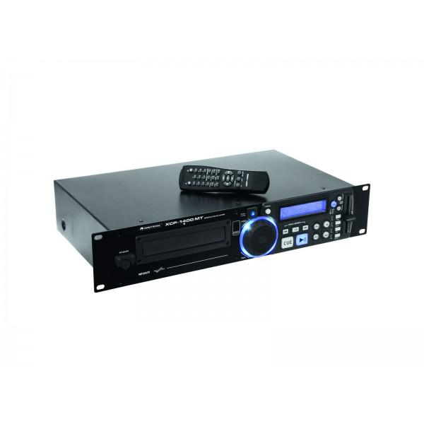 CD-Player Omnitronic XCP-1400MT
