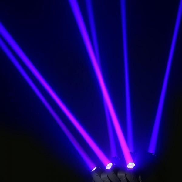 Cameo Hydrabeam 600 RGBW - Cameo Hydrabeam 600 RGBW