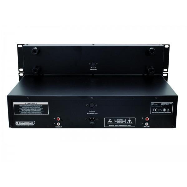 CD/MP3 Player Omnitronic XPD-2800 - CD/MP3 Player Omnitronic XPD-2800