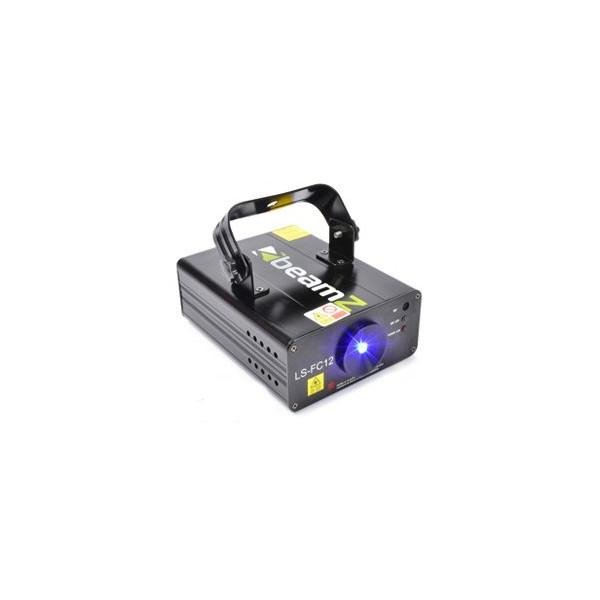 Laser  LS-FC12 RGB  Red Green Blue Gobo