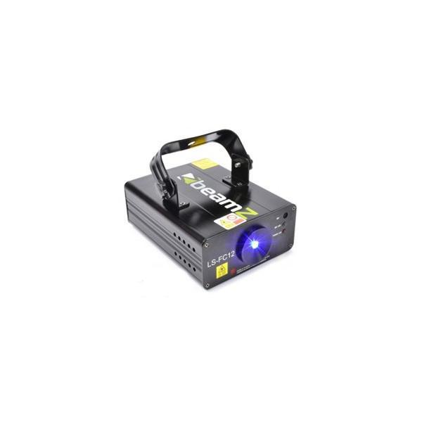 Laser  LS-FC12 RGB  Red Green Blue Gobo
