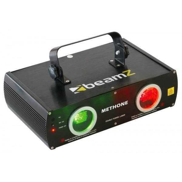 Laser Rosu si Verde 3D Methone