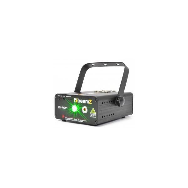 Laser Beamz DMX LS-RG11
