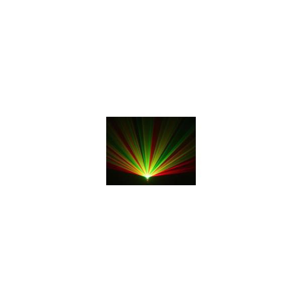 LASER DMX  15RG  rosu cu verde