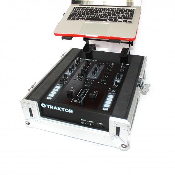 Traktor Kontrol Z2 + Case + Stativ laptop - Traktor Kontrol Z2 + Case + Stativ laptop