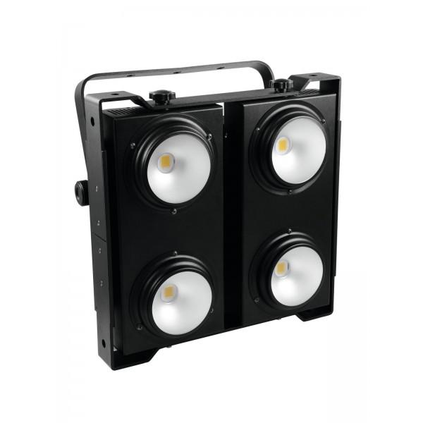 EUROLITE Audience Blinder 4x50W LED COB 3200K