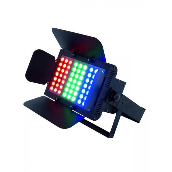 EUROLITE LED FLD-63 RGB 63x1W Flood
