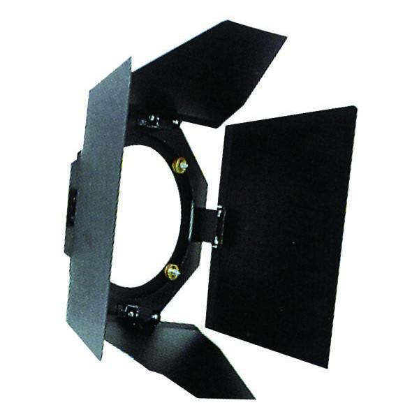 Barn doors, Theatre 300/500 black